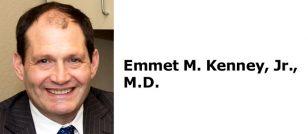 Emmet M. Kenney, Jr., M.D.