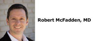 Robert McFadden, MD