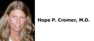 Hope P. Cromer, M.D.