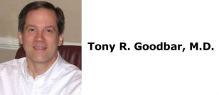 Tony R. Goodbar, M.D.