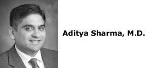 Aditya Sharma, M.D.