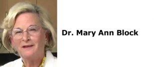 Dr. Mary Ann Block