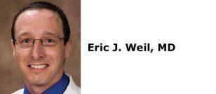 Eric J Weil, MD
