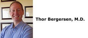 Thor Bergersen, M.D.