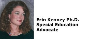Erin Kenney Ph.D. Special Education Advocate