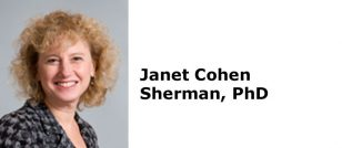 Janet Cohen Sherman, PhD
