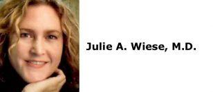 Julie A. Wiese, M.D.