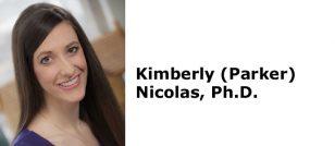 Kimberly (Parker) Nicolas, Ph.D.