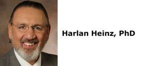 Harlan Heinz, PhD