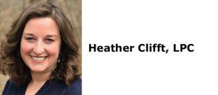 Heather Clifft, LPC