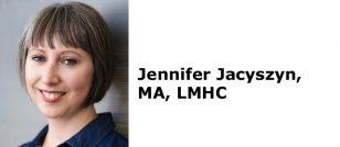 Jennifer Jacyszyn, MA, LMHC
