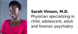 Sarah Vinson, M.D.