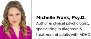 Michelle Frank, Psy.D.