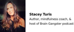 Stacey Turis, Brain Gangster