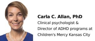 Carla Counts Allan, Ph.D.: Psychologist and ADHD Specialist