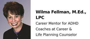 Wilma Fellman, M.Ed., LPC