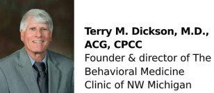 Terry M. Dickson M.D., ACG, CPCC