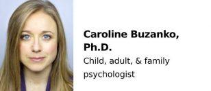 Caroline Buzanko, Ph.D.